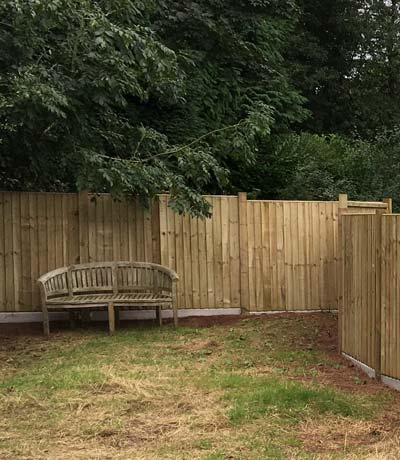 Domestic Fencing Stoke