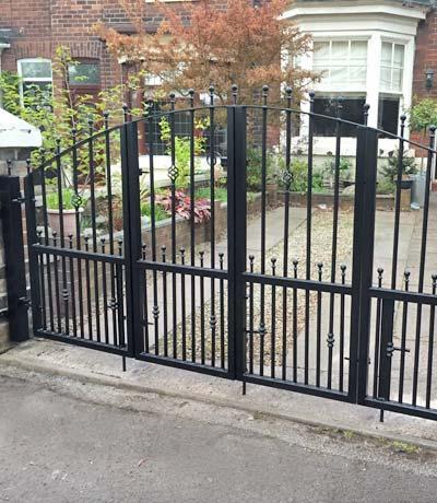 Driveway Gates Stoke