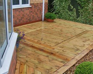 Timber Decking Stoke on Trent