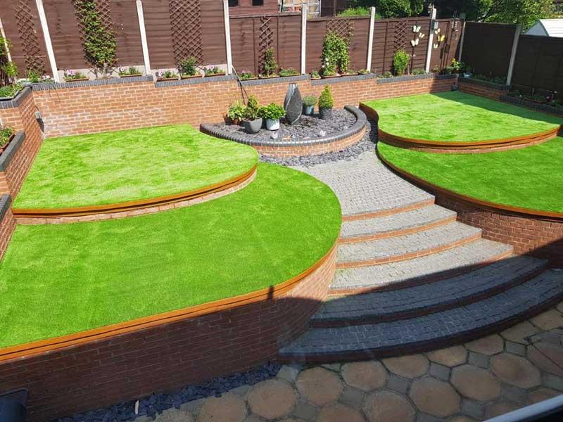 Artificial Grass Stoke