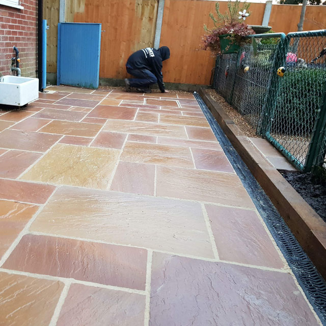 Patio Installation Stoke on Trent