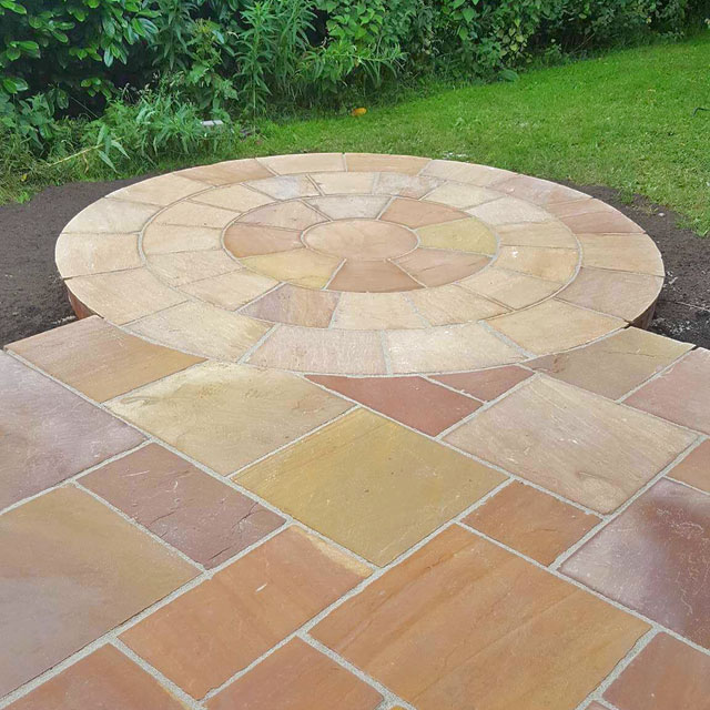 Patio Stoke on Trent