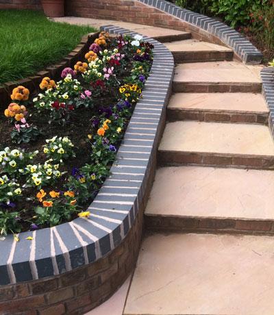 Garden Walls Nantwich