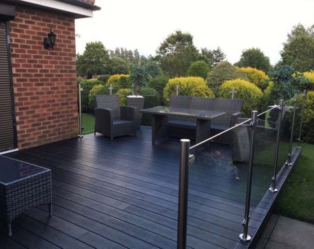 Composite Decking Stoke on Trent