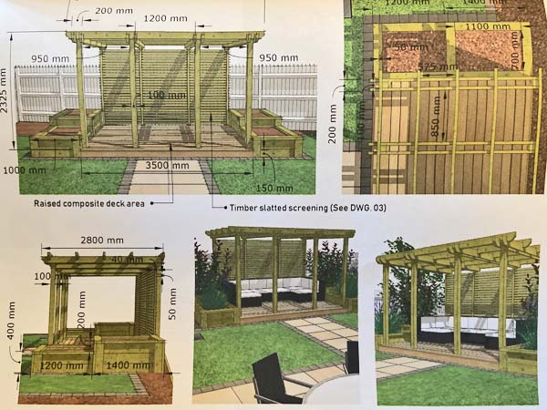 Garden Design Alderley Edge