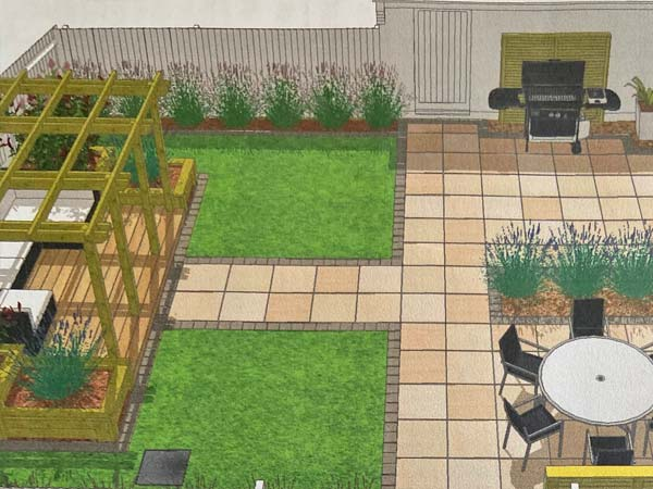 Garden Design Nantwich