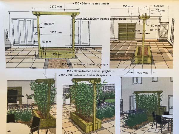 Garden Designer Cheshire