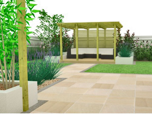 Virtual Garden Design Cheshire