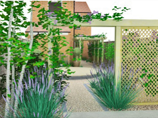 Virtual Garden Designer Alderley Edge