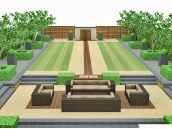 3D Garden Designer Stafford