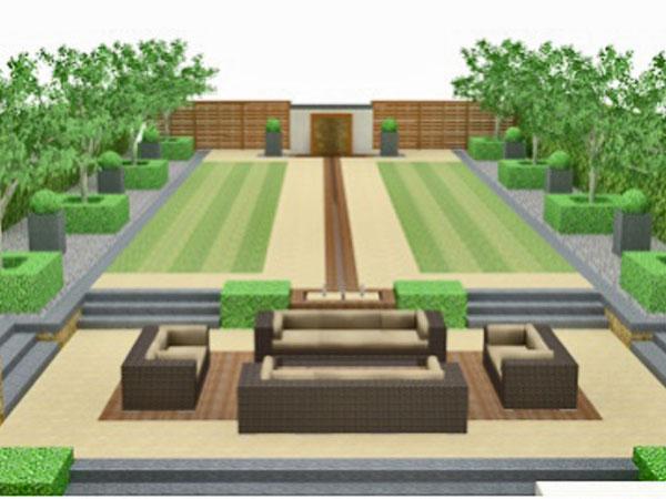 3D Garden Designer Stoke on Trent