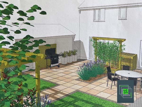 Garden Design Stafford
