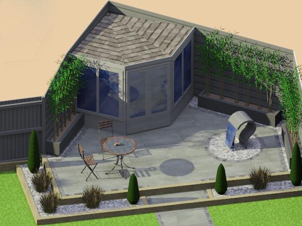 Garden Design Stoke