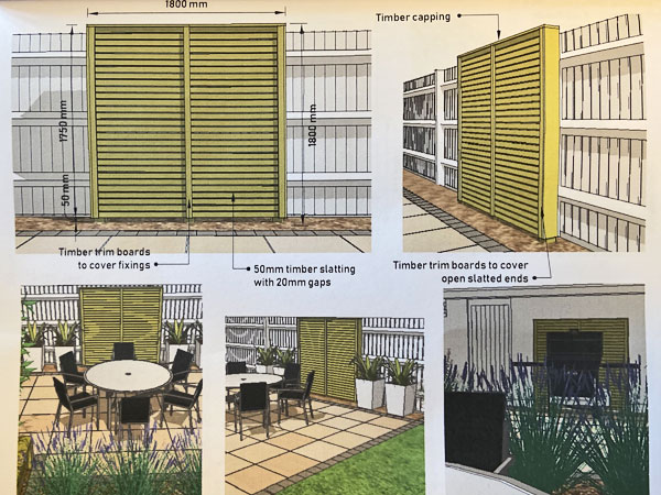 Garden Design in Stoke