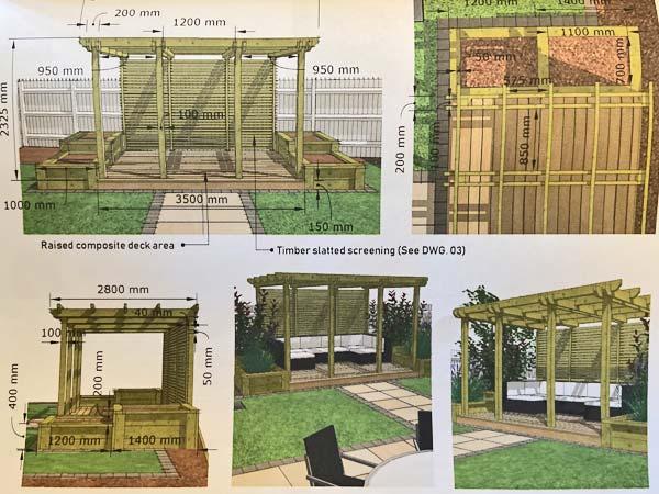 Garden Design Stoke on Trent