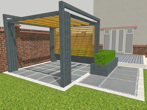 Garden Designer Stoke
