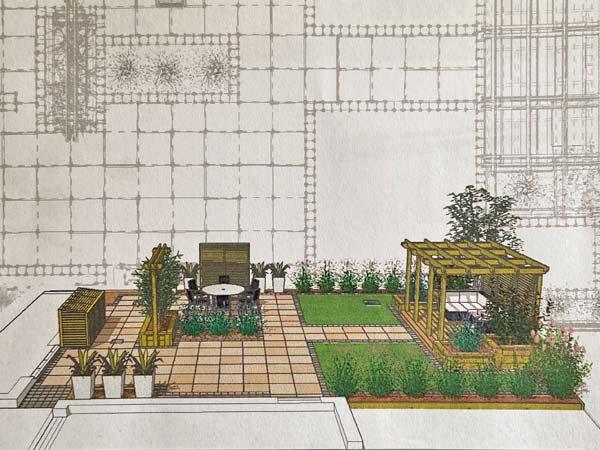 Garden Designer Stoke on Trent