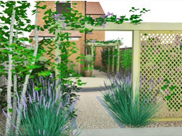 Virtual Garden Stoke on Trent