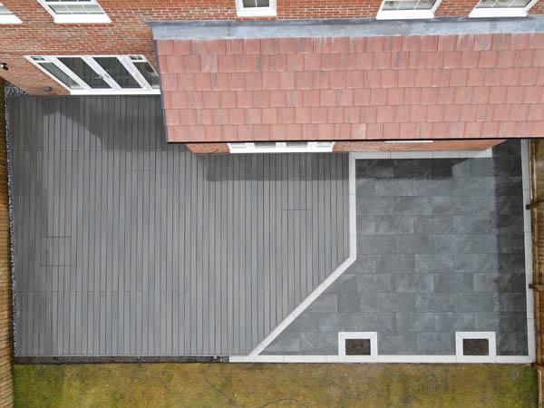 Composite Decks in Stoke on Trent