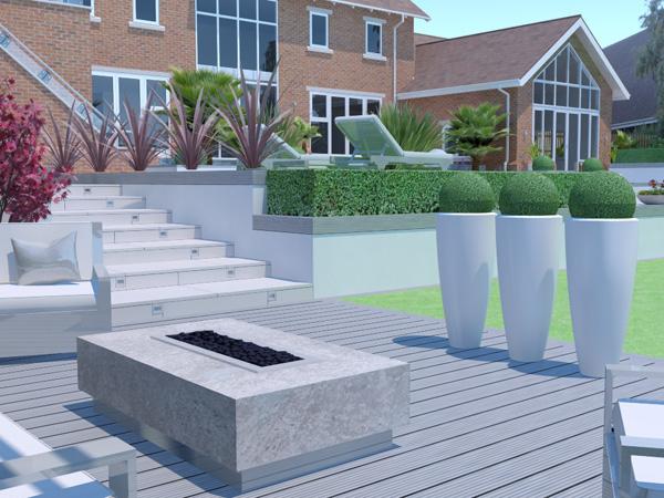 3D Garden Designer Alderley Edge
