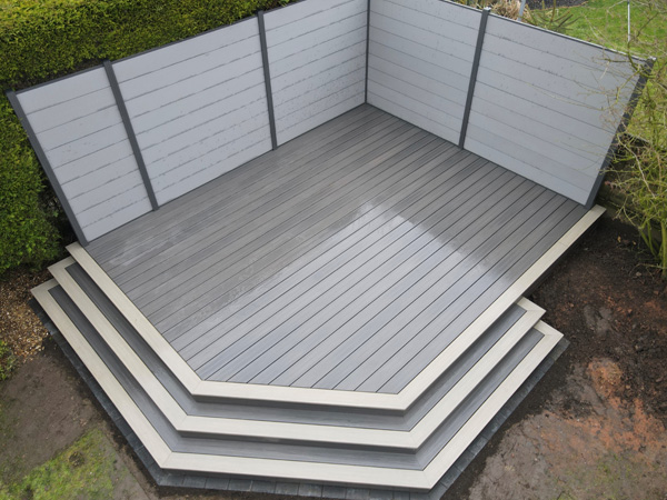 Composite Decking in Stoke on Trent